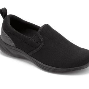 Vionic Kea Women's Slip On Black Sneaker Size 8.5